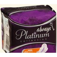 Always Ultra Platinum normal plus №10 прокладки