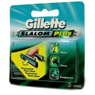 Gillette Slalom Plus №5 кассеты