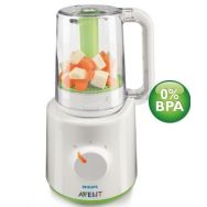 Avent Combined Steamer and Blender минипароварка (SCF870/22)