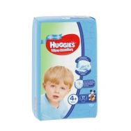Huggies Ultra Comfort Boy 4+ (10-16 кг) №17 подгузники